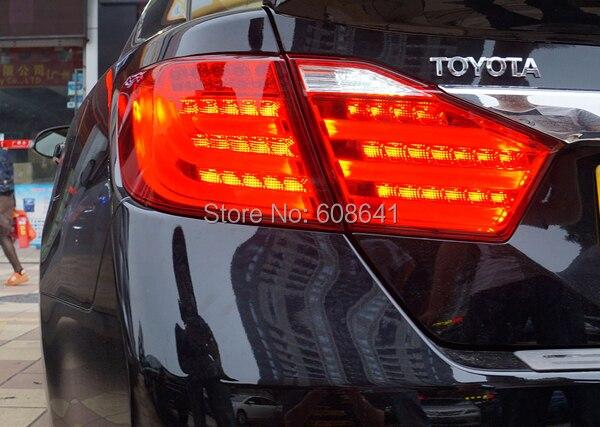 Για την TOYOTA Camry Aurion Πίσω Λυχνία LED 2012 -13 - Φώτα αυτοκινήτων - Φωτογραφία 2