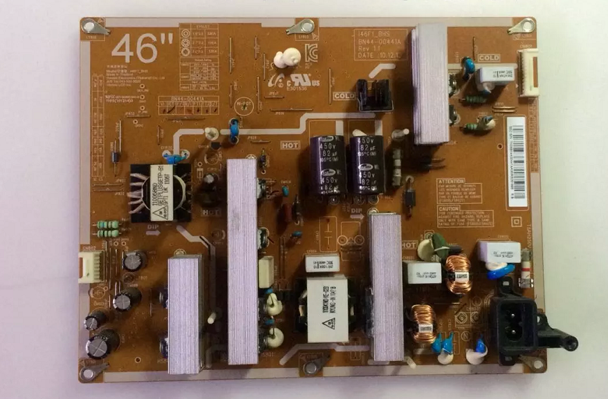 I46F1-BHS BN44-00441A Good Working Tested bn44 00428b pd55b2 bhs good working tested