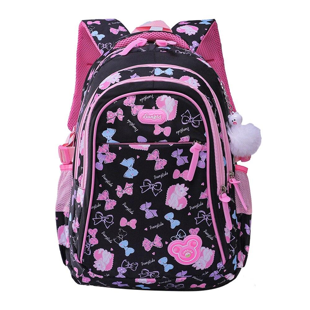 2019 Girls School Bags Backpacks Children Waterproof Backpack Kid Book Bag Kids Satchel Knapsack Mochila Schoolbag