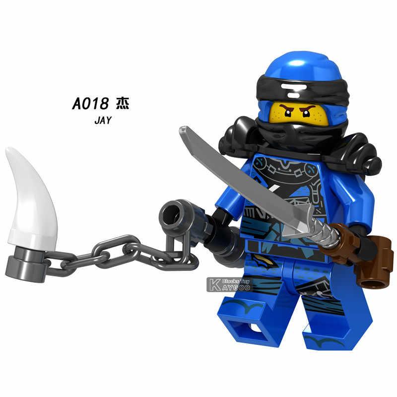 Hot Ninja Moto Ninjagoed Ninja per i regali per bambini Carmadon Kai Jay Zane ColeCompatible legoINGly Building Blocks giocattoli Dei Mattoni