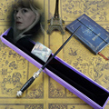2017 New Quality Deluxe COS Albus  Narcissa Magic Wand of Harry Potter Magical Wands with Gift Box Packing