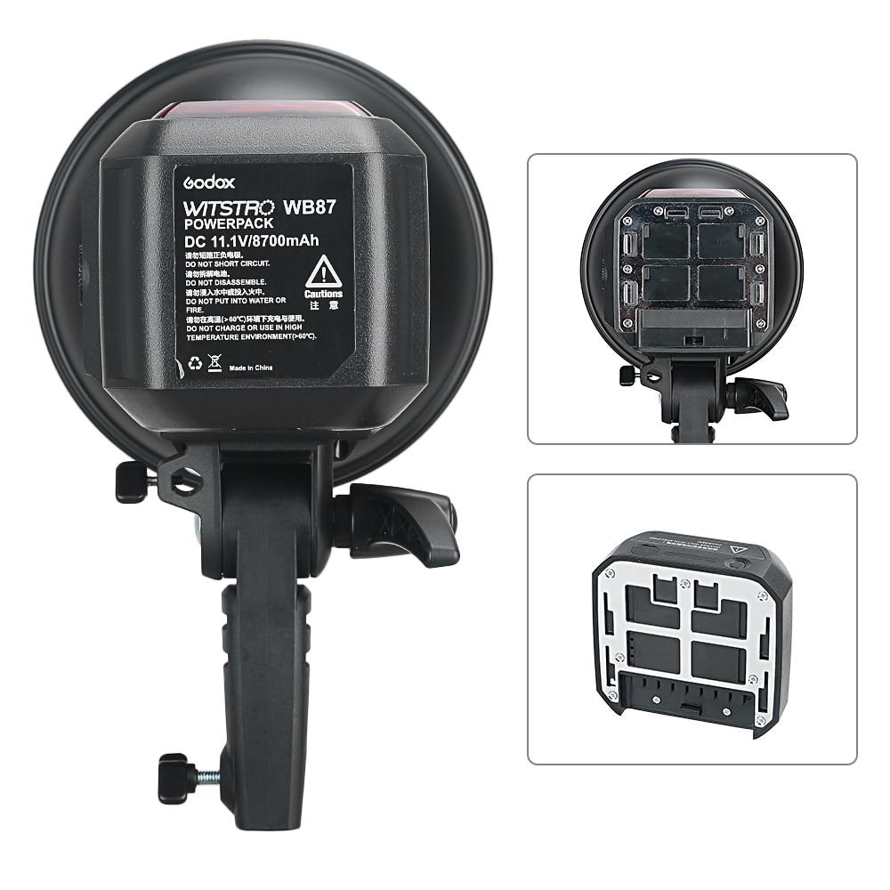 Νέα Άφιξη Godox 2.4G ασύρματο σύστημα X AD600 - Κάμερα και φωτογραφία - Φωτογραφία 4