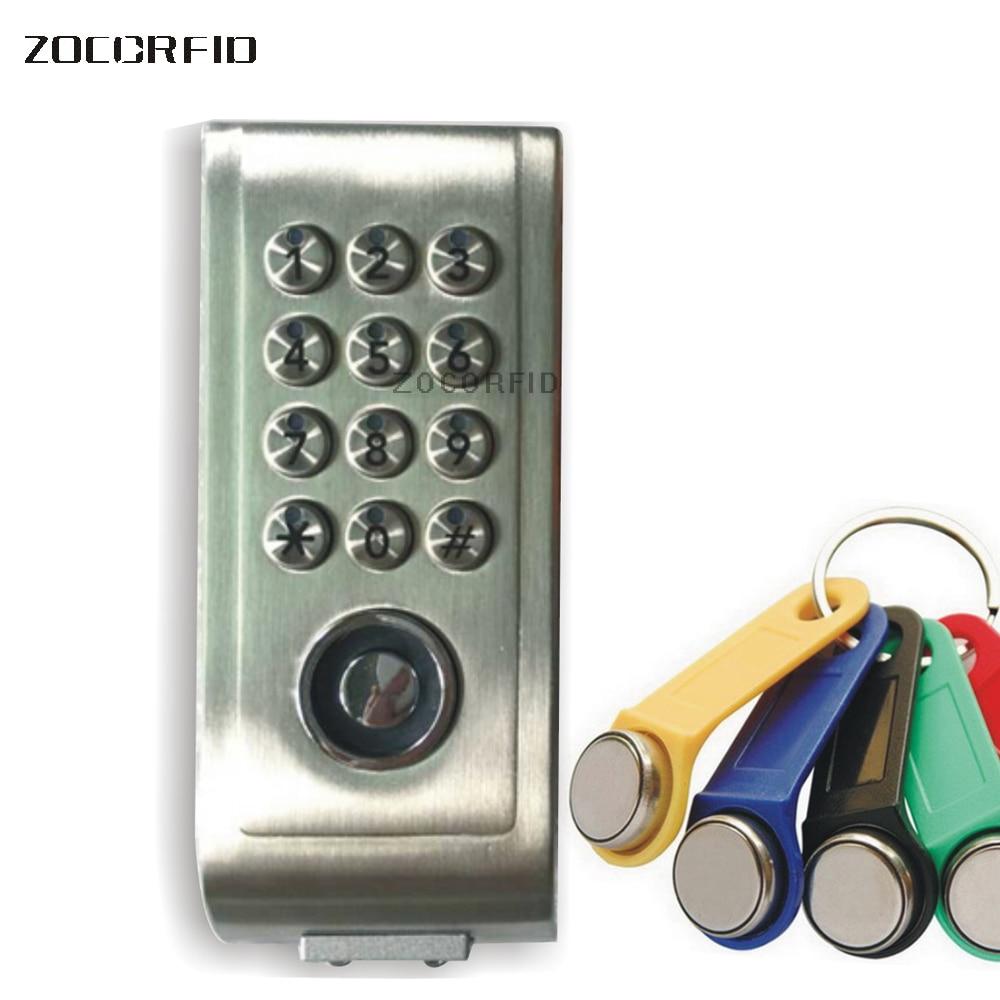 금속 쉴 키패드 암호 TM 카드 키 금속 디지털 전자 - 보안 및 보호 - 사진 1