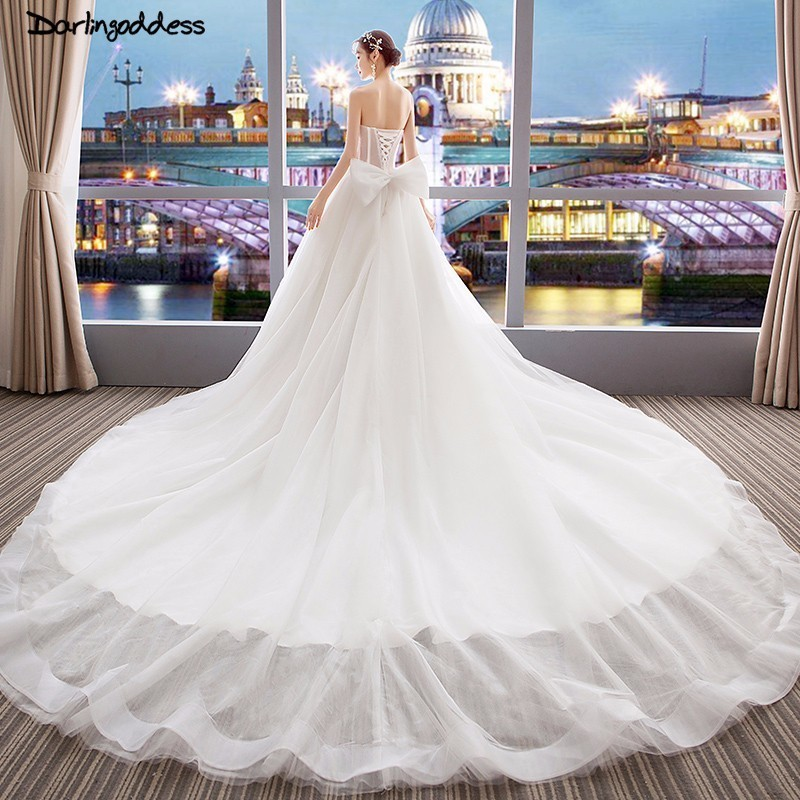 Simple Wedding Dress 2018 Luxury Ball Gown Wedding Dresses