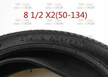 Хорошее качество, 8 комплектов в партии, 1/2X2 (50-134) шины 8,5 дюймов детская коляска тачка Электрический скутер шин и внутренняя трубка