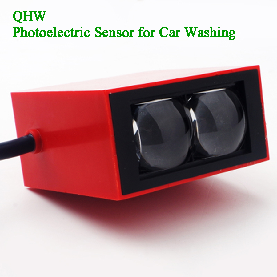 5m adjustable Garage Door sensor Diffuse Reflective Photoelectric switch Infrared motion photocell Dectector obstacle avoidance