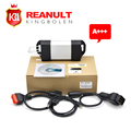 A++High Quality For Renault Can Clip V159 OBD II for Renault Clip Professional Diagnostic Tool with Free Shipping