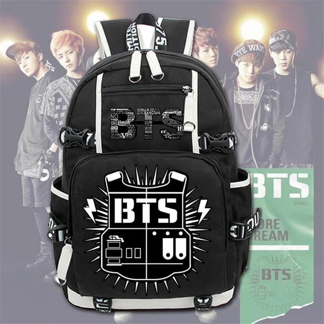 Рюкзак BTS к-поп в ассортименте 2