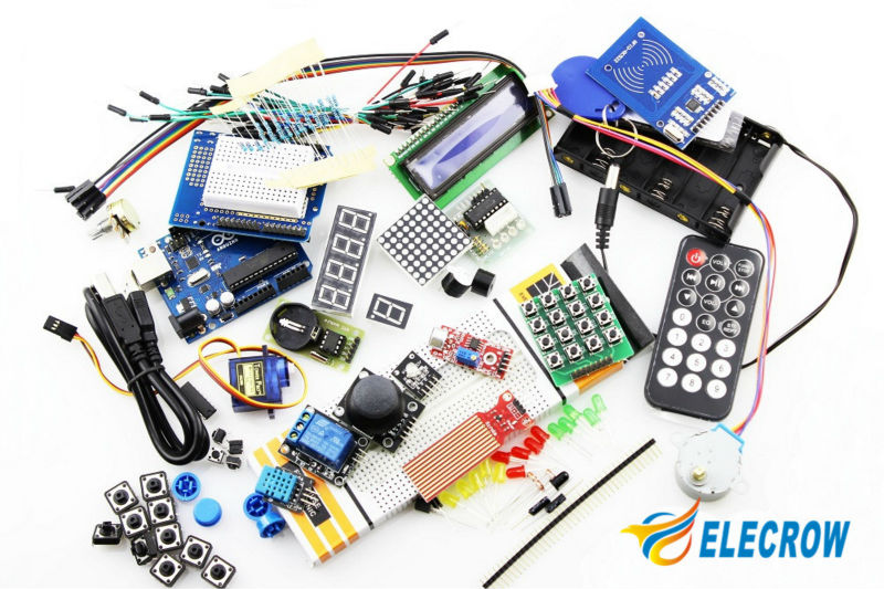 Aliexpress buy elecrow upgraded advanced kit for