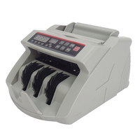 Bill Counter 110V 220V Money Counter Suitable For EURO US DOLLAR Etc Multi Currency Compatible Cash