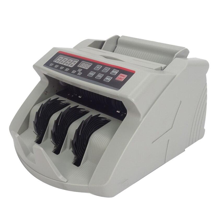Projet de loi Contre, 110 v/220 v, Contre de L'argent, Adapté pour EURO US DOLLAR etc. multi-Monnaie Compatible Monayeurs Machine