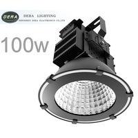 100w High Bay LED Light Mining Lamp LED Industrial Lamp Led Ceiling Spotlight IP65 12000lm AC 110 277V