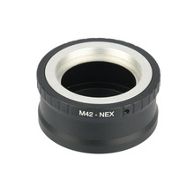 Factory Price! Lens Mount Adapter Ring M42-NEX For M42 NEX E NEX3 NEX5 NEX5N