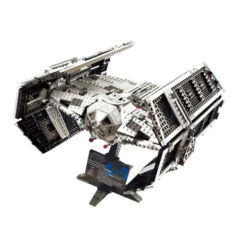 LEPIN 05055 Star 1212Pcs The Rogue model One USC Vader set TIE toy Advanced Fighter Set Building Blocks Bricks Children Toy 1017 lepin 05055 star series the rogue model one usc vader set tie toy advanced fighter set building blocks bricks toy legoing 10175