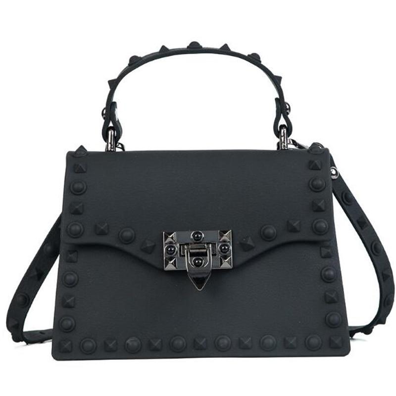 Frauen Messenger Bags Hohe Qualität PVC Transparent Zipfel Sommer Mädchen Strandtasche Mode Ketten Schulter Crossbody Taschen XS-502