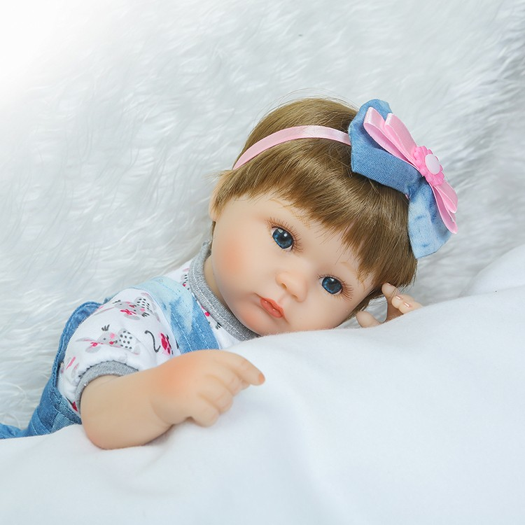 Babies Dolls Toys Lovely Newborn Girl Baby