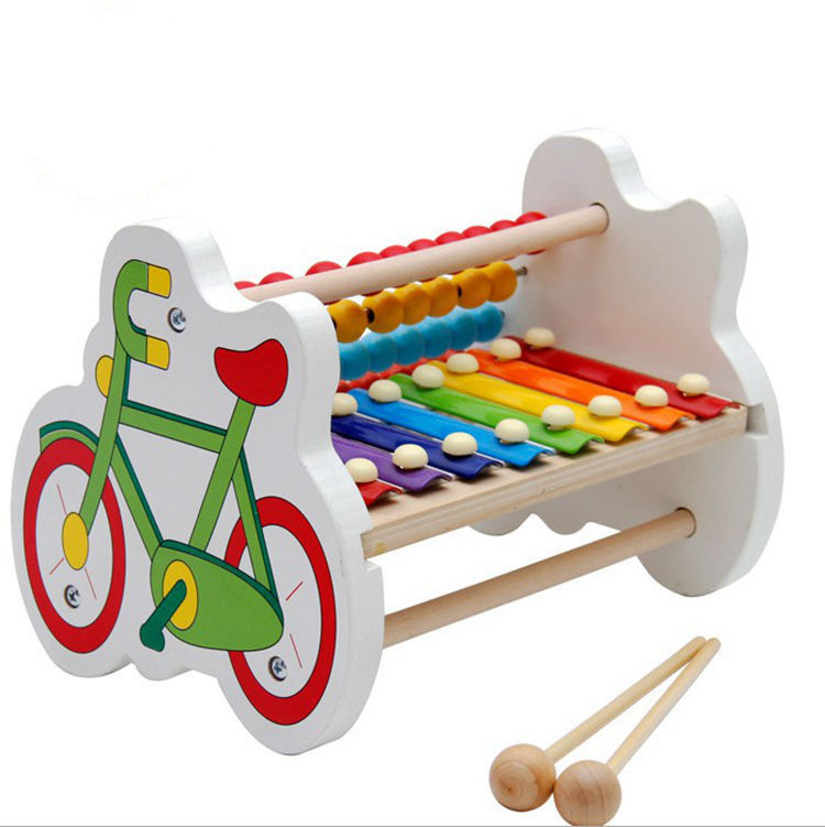 Young Children Boys And Girls Puzzle Music Toys 6 8 10 -1075