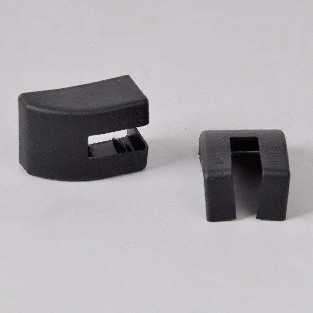 CITALL 4pcs Door Check Arm Waterproof Protection Cover Kit For BMW 1 3 4 5 6 7 series X1 X3 X5 X6 Z4 MINI F10 E70 E90 E91 F13