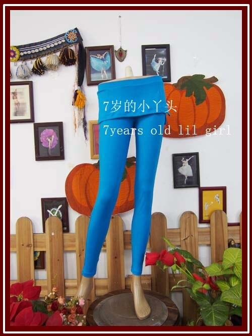✔  Лайкра хлопок танец живота йога узкие девятый брюки плотно облегающие фитнес-брюки стройные леггинсы ①