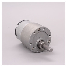 JGB37-520 6 V 12 V 24 V 37mm микро DC тормозное устройство мотор с разворотом для робота, шредера, электрической духовки, электрического замка и т. д