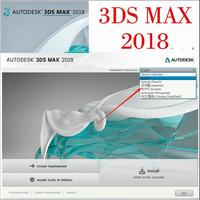 3DS Max 2018 2016 Multi Languages For Win7 8 10 64 Bits Autodesk 3DS MAX 2018