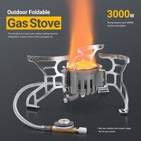 BULIN BL100 T4 A Camping Stove Gas Stoves Titanium Alloy Outdoor Cooker Outdoor Stove Gas Stove Miniature Portable Picnic