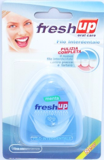 6Pcs 50M Dental floss Oral Hygiene Kit Dental Care Oral Care Tooth Clean набор инструментов 78 предметов berger bg078 1214