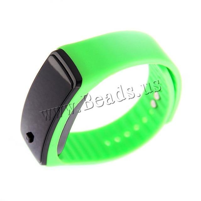 New LED Sports Silicone Watchband Men Digital Screen Quartz Watch Women Dress Wristwatches Fashion Outdoor Relogio Masculino