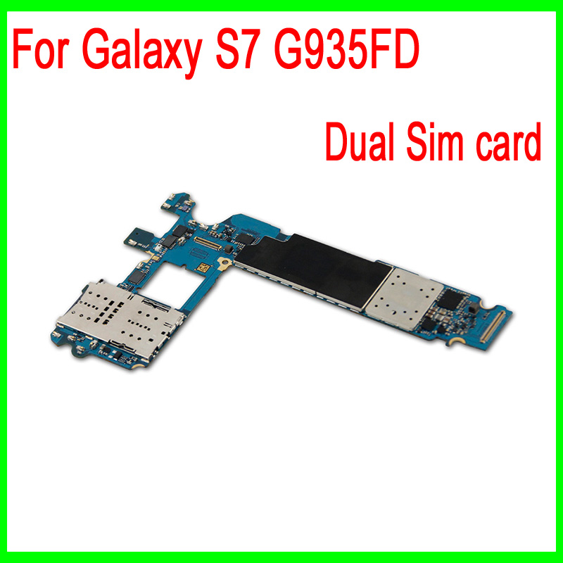 for samsung galaxy s7 edge g935fd motherboard with dual. Black Bedroom Furniture Sets. Home Design Ideas
