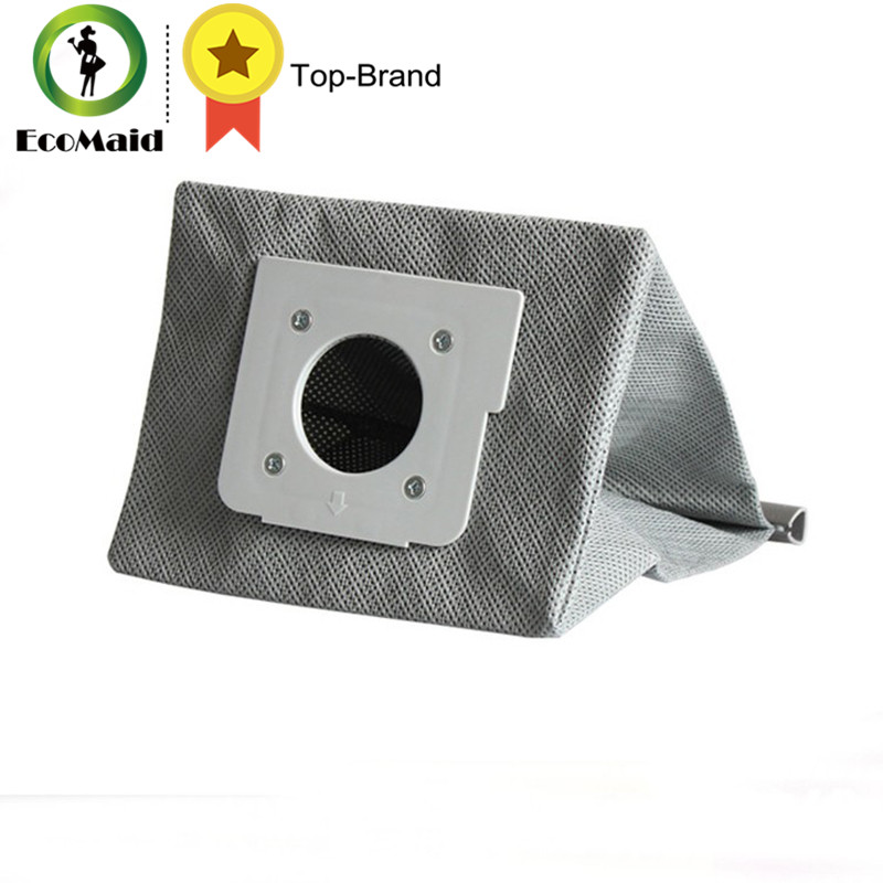 1 pack New washable vacuum cleaner bags hepa filter dust bag cleaner bags For LG V-743RH V-2800RH V-943HAR V-2800RH V-2810