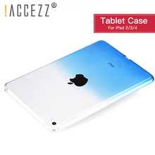 !ACCEZZ Ultra Thin Case For iPad 2/3/4 Soft Silicone TPU Smart Cover 9.7 Inch Universal Full Protective Anti-Dusts Tablet Sleeve universal anti shock protective silicone back case for ipad 2 3 4 black