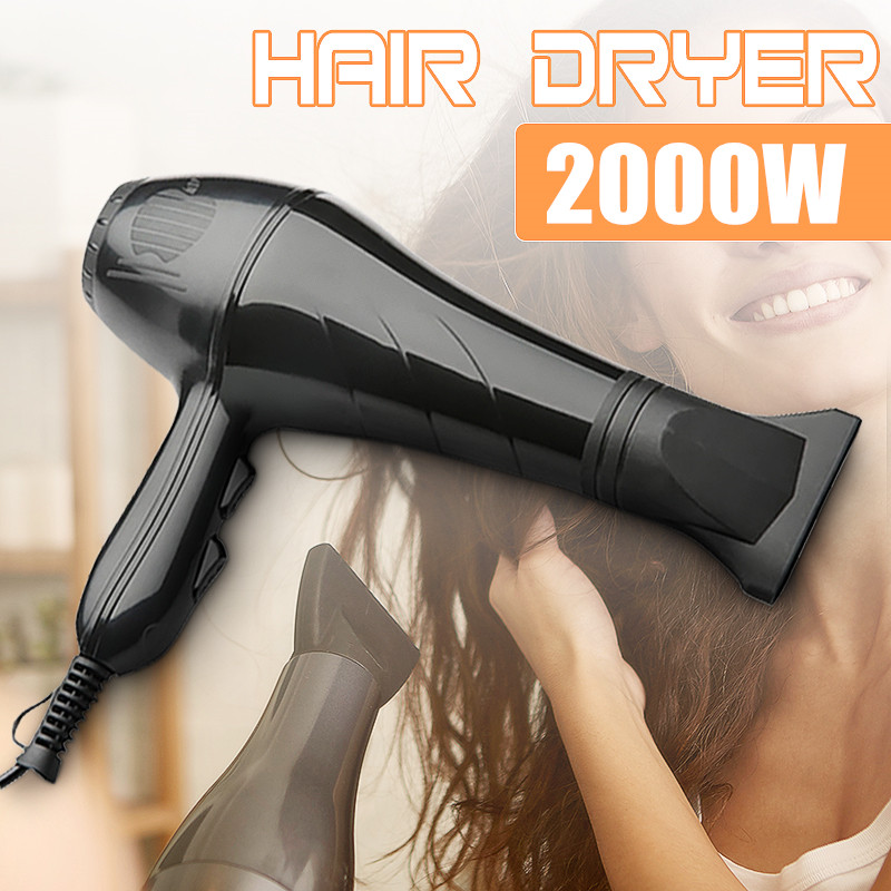 US 2000W Electric Salon Hair Dr