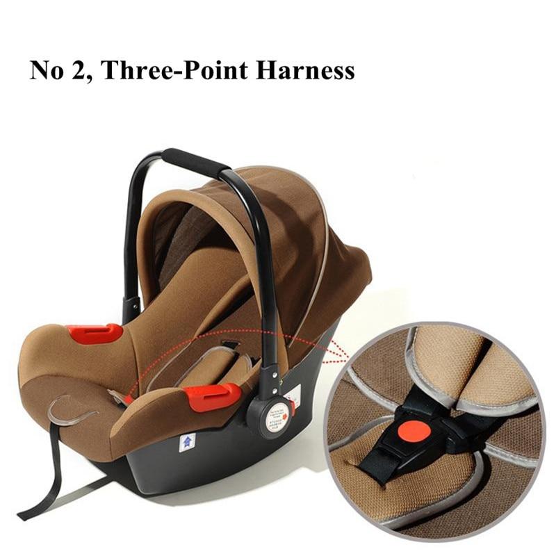 2017 Venta caliente Newbore Basket-Style Asientos para automóviles - Seguridad para bebés - foto 2