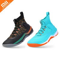 Xiaomi FREETIE Basketball Shoes Men Breathable twist proof TPU thick EVA insole high elastic Sport Shoes Smart Home PK Xiaomi 2