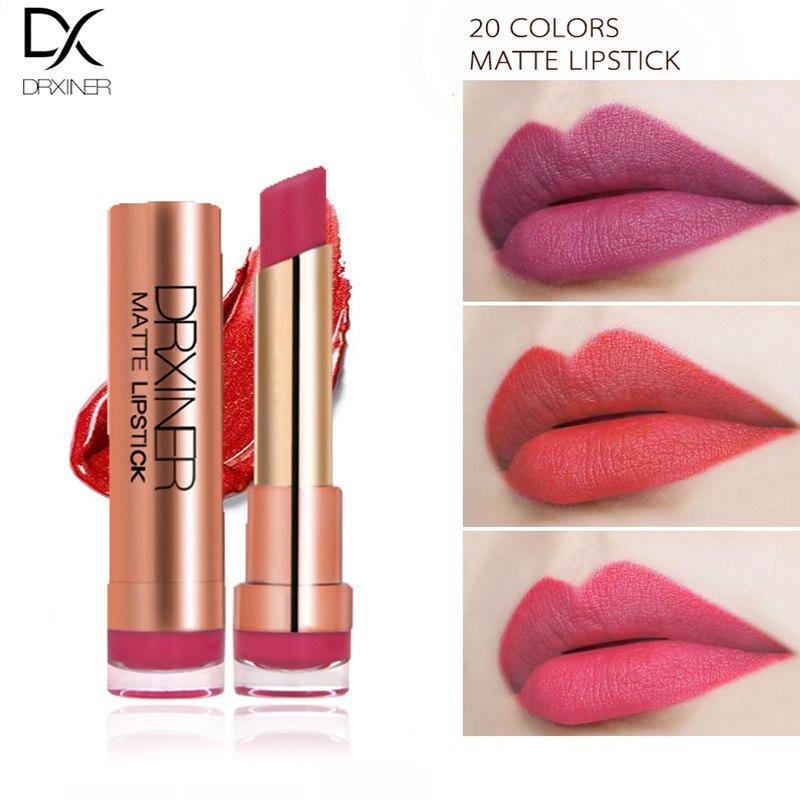 Cellacity Matte Lipstick Long lasting nude Lipsticks set waterproof Lip Stick Matte sexy Red Liquid Lipstick For woman makeup 5
