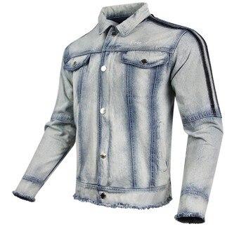 New motorcycle denim jacket summer light unisex motorcycle clothing detachable protection equipment motorbike jacket