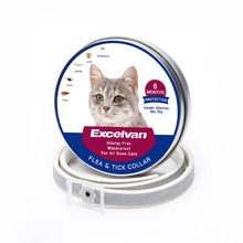 Adjustable Waterproof Collar Anti Flea, Ticks, And  Mosquitoes 6 Months Long-term Protection