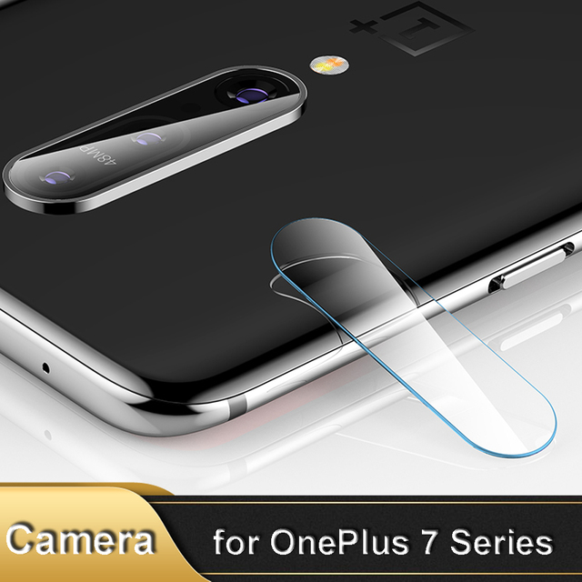 for OnePlus 7 Pro 6 6T 5 5T Tempered Camera Glass Film Back Protective Lens Glass Camera Protector for One Plus 7 Pro 6 6T 5 5T