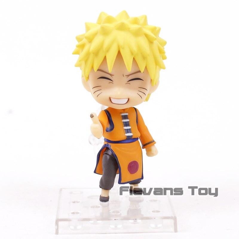 Nendoroid 872 Naruto Shippuden Uzumaki Naruto PVC Action Figure Collectible Model Toy Doll