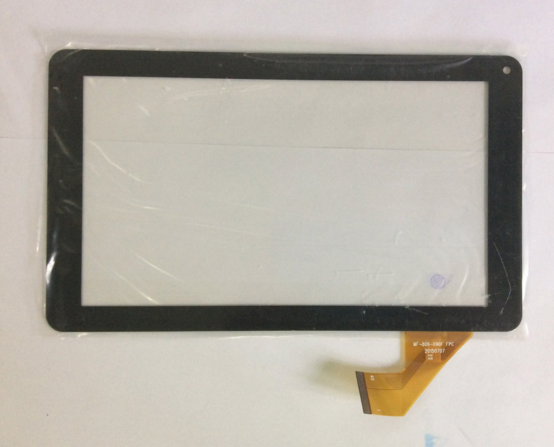 A+10.1 <font><b>inch</b></font> <font><b>touchscreen</b></font> touch panel digitizer glass for tablet MF-806-090F FPC image