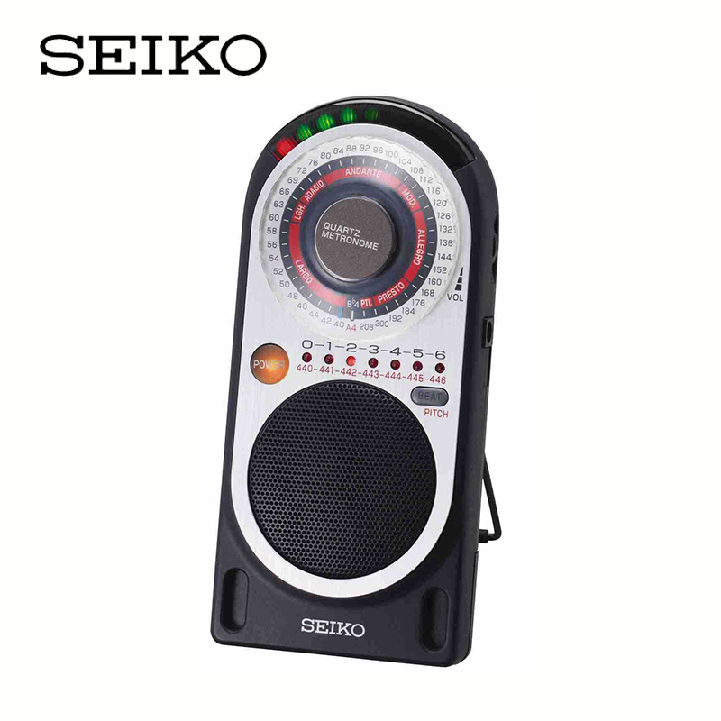 Seiko SQ70 Professional Multi-Function Quartz Metronome Piano/ Violin/Guzheng Electronic Metronome cherub wsm 330 mechanical metronome for guitar violin piano zither