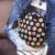 DUDINI Expressão Bonito Padrão Almoço Piquenique Saco Saco de Lazer Moda Estilo Hand-Held Portátil Isolamento Almoço Sacos Para Crianças