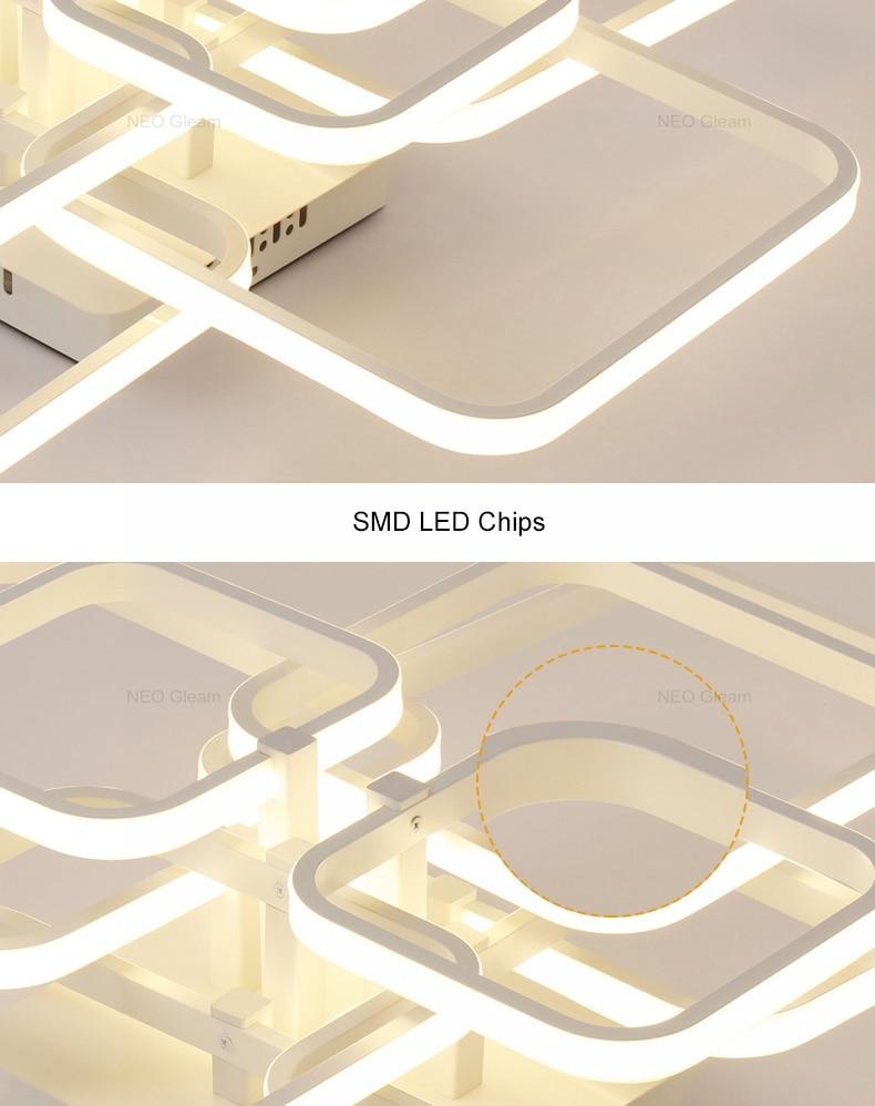 ceiling Lamp giá bedroom 11