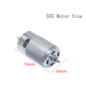 Image 5 - DC 12V Lathe Press 555 Motor With Miniature Hand Drill Chuck and Mounting Bracket 555 DC Brush Motor 18000Rpm For DIY Assembly