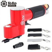 TORO 15000 RPM Pneumatic Finger Sander Reciprocating One-shaped for Polishing / Grinding / Waxing with 1/4 Inch Public Connector