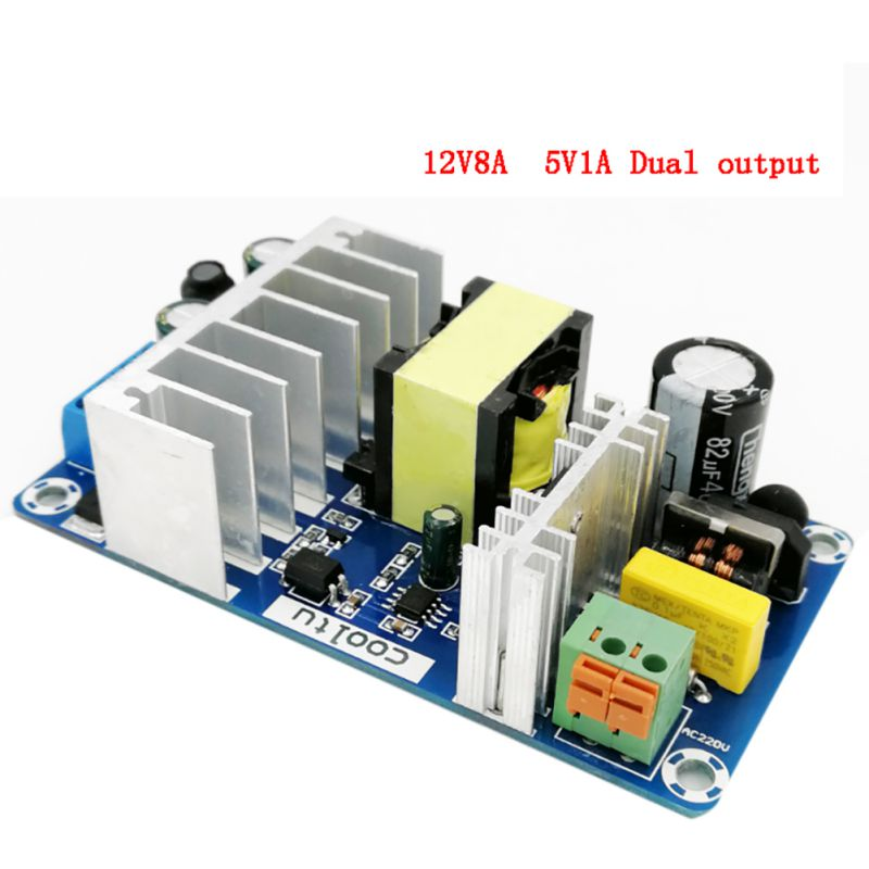 New 24V Switching Power Supply Board 4A 6A High Power Module Bare Board AC-DC Power Supply Module