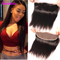 Brazilian Lace Frontal Closure Straight Hair Ear To Ear Lace Frontal Closure With Baby Hair Full Lace Frontal Closure Free Part