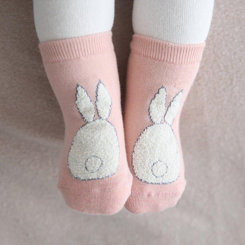 Kids children socks cotton socks candy Non slip Socks baby boy and girls Cuffs Socks baby meias in Socks from Mother Kids