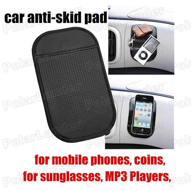 Popular lavable tiene objetos en Dash coche antideslizante Mat antideslizante Car Dashboard Sticky Phone Pad Mat Skid prueba del coche almohadilla antideslizante