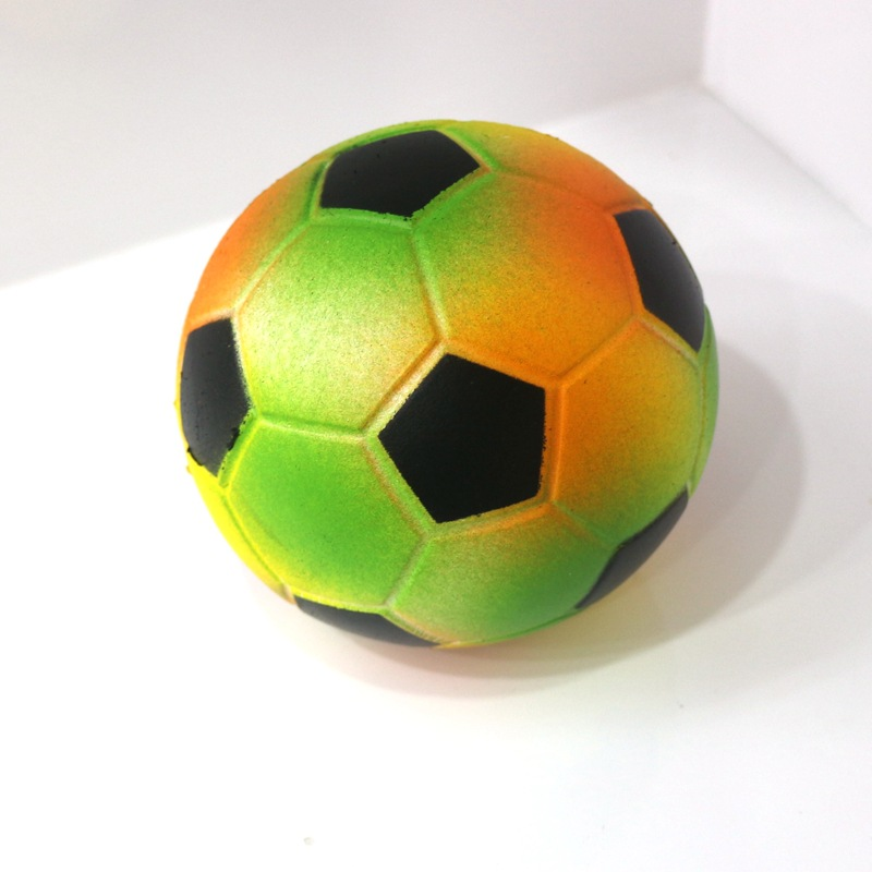 20pcs rare squishy jumbo football 9CM simulation Squeeze Decompression Squish Toy Stress Reliever wholesale